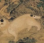 Wasps and Cat, 10th C, Tang Dynasty