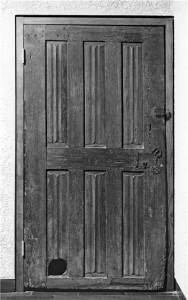 Door Cat Hole Medieval14th-15th Century Walters Museum