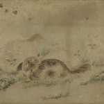 Cats and Grasses T'ao Ch'eng Ming Dynasty 1368-1644