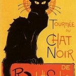 Cats in the 19th Century (Part 9-Cats in Art-Theophile Steinlen)