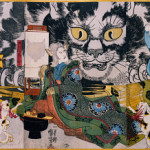 Cats in the 19th Century (Part 18-Japanese Demon Cat)