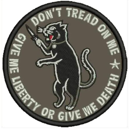 Cat Fight WWII Air Force Patch, cats at war, cats in WWII