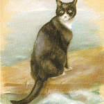 Cats in 20th Century History (Cats in War-Unsinkable Sam)