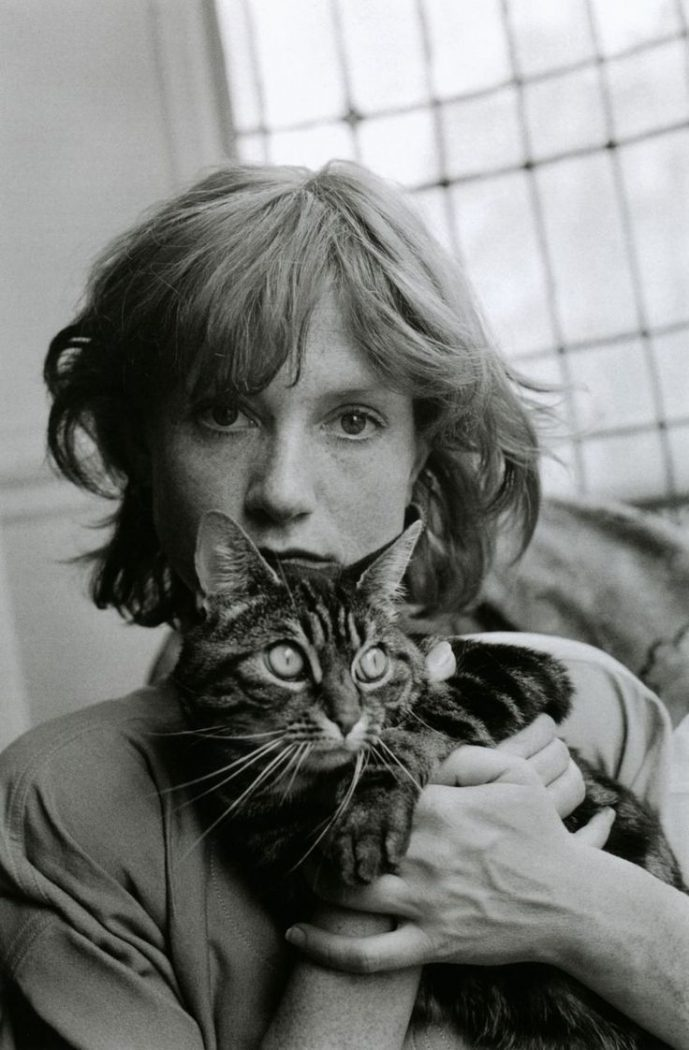 Édouard Boubat Isabelle Huppert Paris, France, 1983 From Édouard Boubat