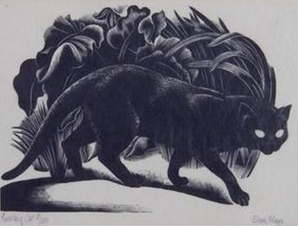 Eileen Mayo, Prowling Cat 1932