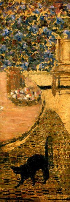 Black Cat, P. Bonnard
