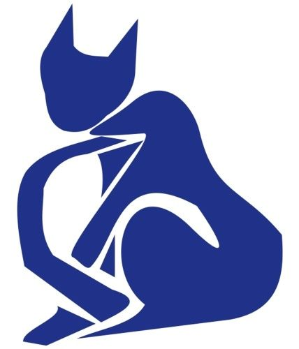 Henri Matisse cat cutout
