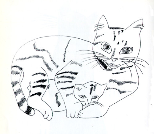 Andy Warhol, Cat Mama