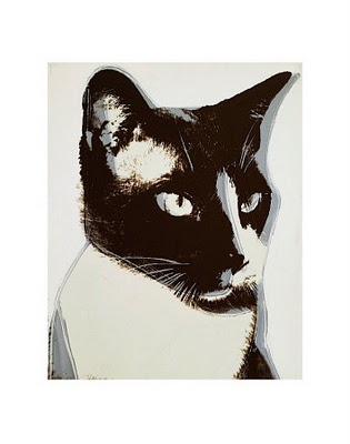 Andy Warhol, Cat 1976