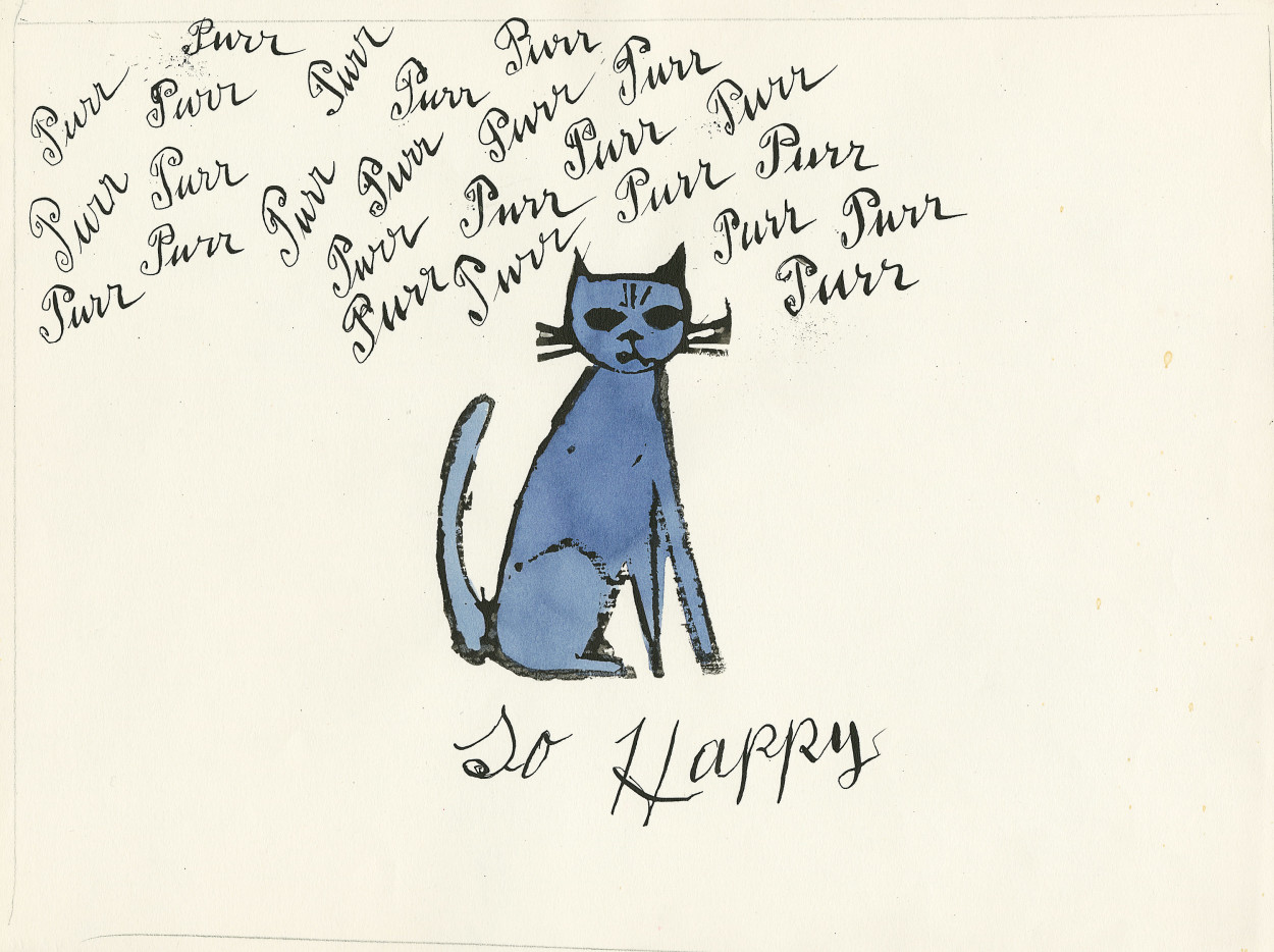 Andy Warhol, So Happy