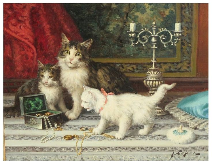 Jules Le Roy, The Jewelry Box