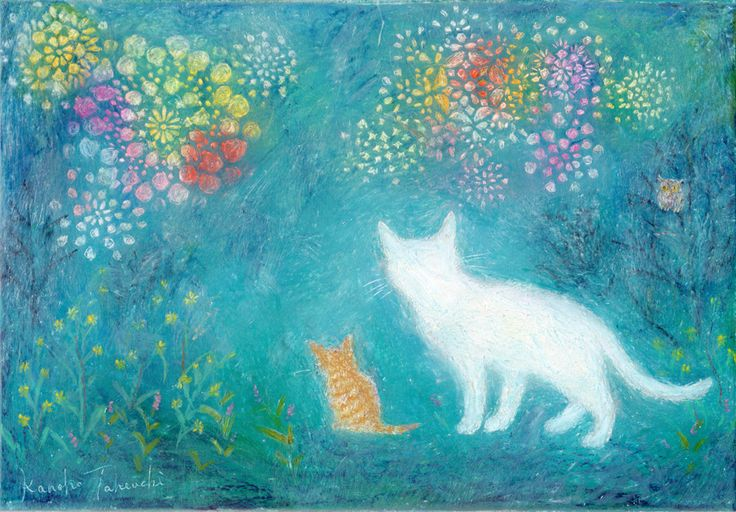 Summer Cat Memories, Kanoko Takeuchi