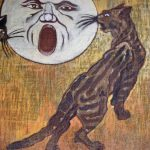 Cats in the 19th Century (Part 6-Cats in Art)
