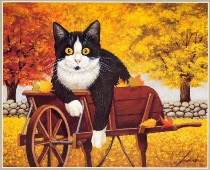 Helping Out, Lowell Herrero