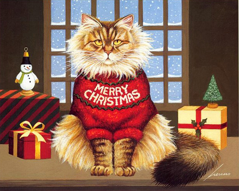 Lowell Herrero, Merry Christmas