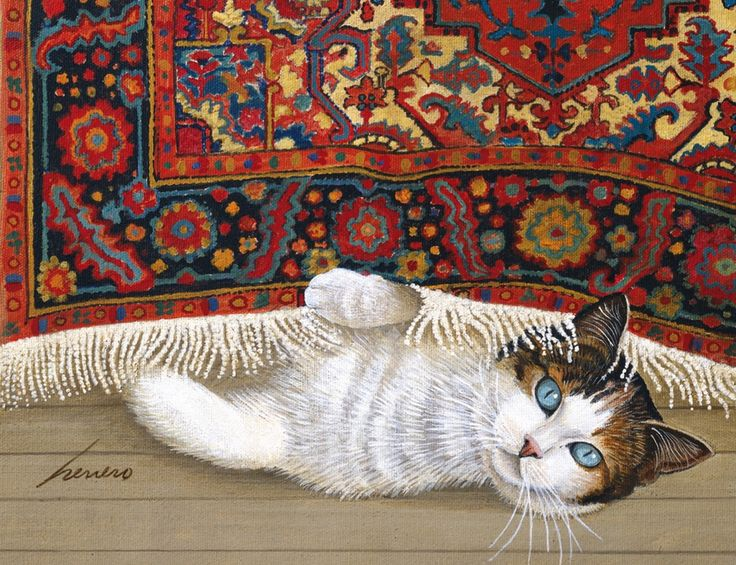 Lowell Herrero American Cat Rose