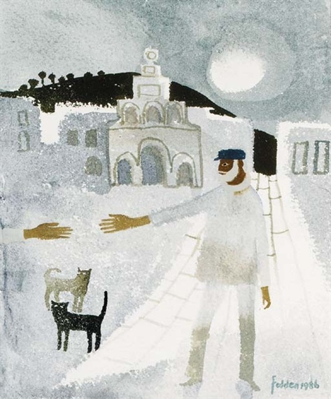 Julian, Mary Fedden
