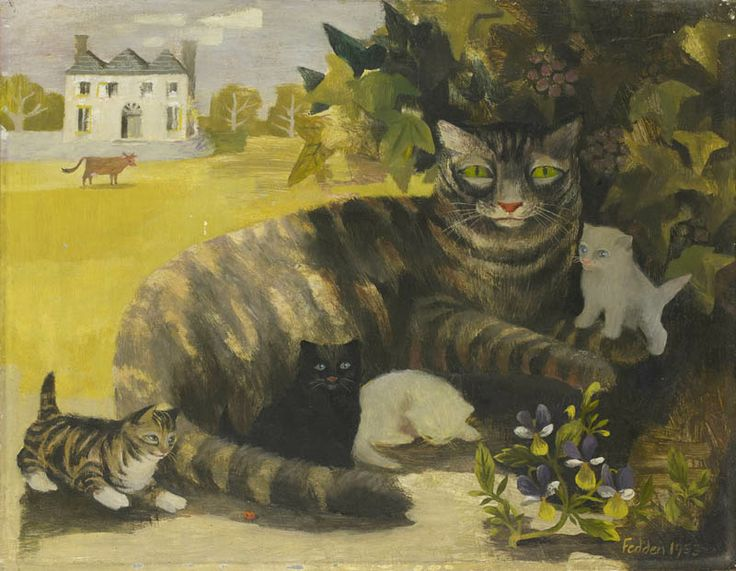 Litter and Ladybird, Mary Fedden 1953