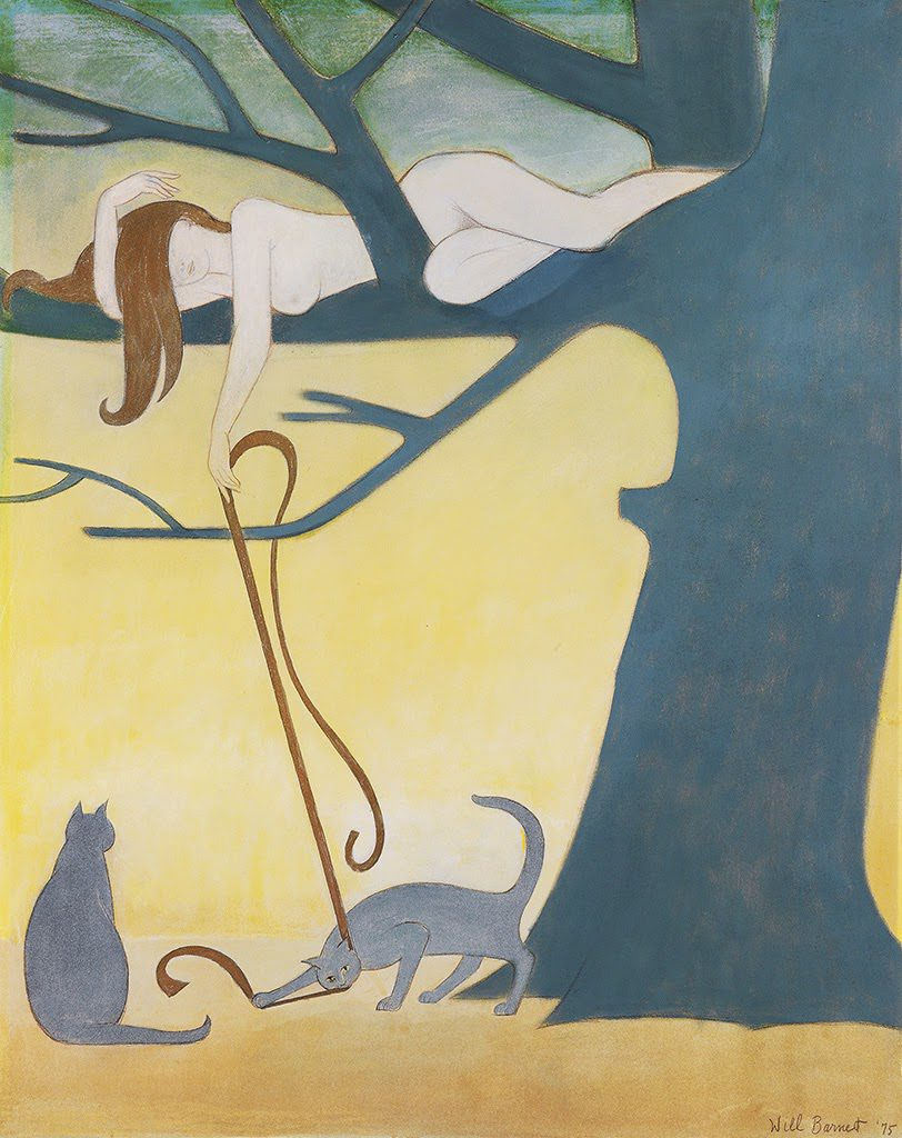 Will Barnet, Sense of Play