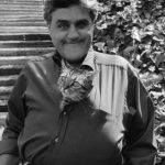Jay Leno and Cat, famous cat lovers