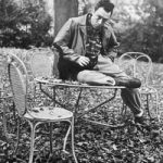 Albert Camus and Cat