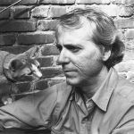 Don DeLillo and cat