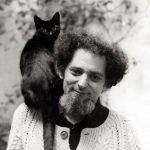George Perec and cat