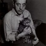 Jacques Prévert, Paris 1948 and cat