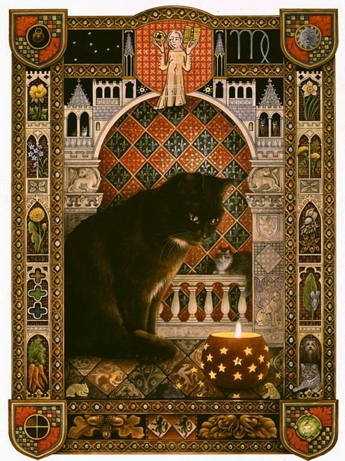 11-Lesley Anne Ivory, Christmas Cats