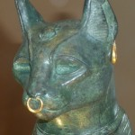 Gayer Anderson Cat, British Museum, cat in ancient Egyptian art