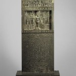 Metternich Stele Metropolitan Museum of Art New York