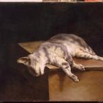 Dead Cat Théodore Géricault (1791-1824)