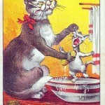 Cats in advertisements cats in history