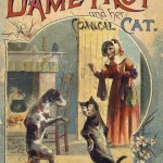 Dame Trot and her Comical Cats cat lady