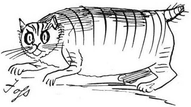 Foss, Edward Lear's cat