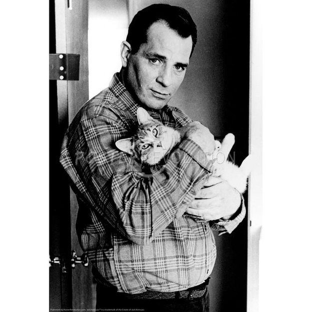 Cats In The 20th Century Cats In Literature Jack Kerouac