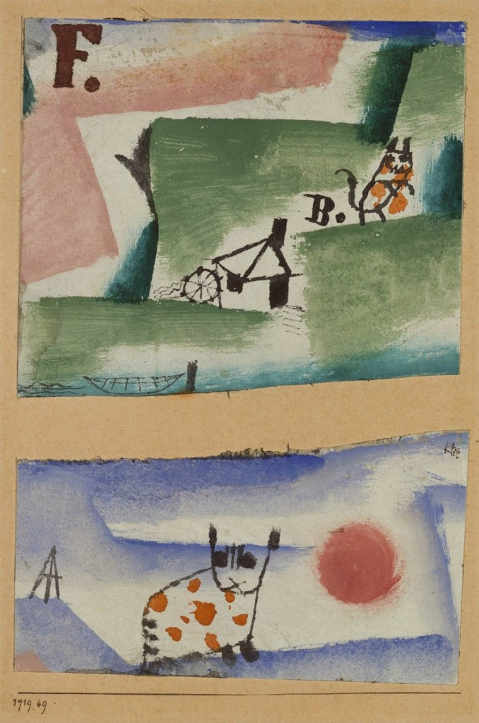 Paul Klee, Tom Cat's Turk