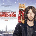 A Street Cat Named Bob, cat film reviews at The Great Cat