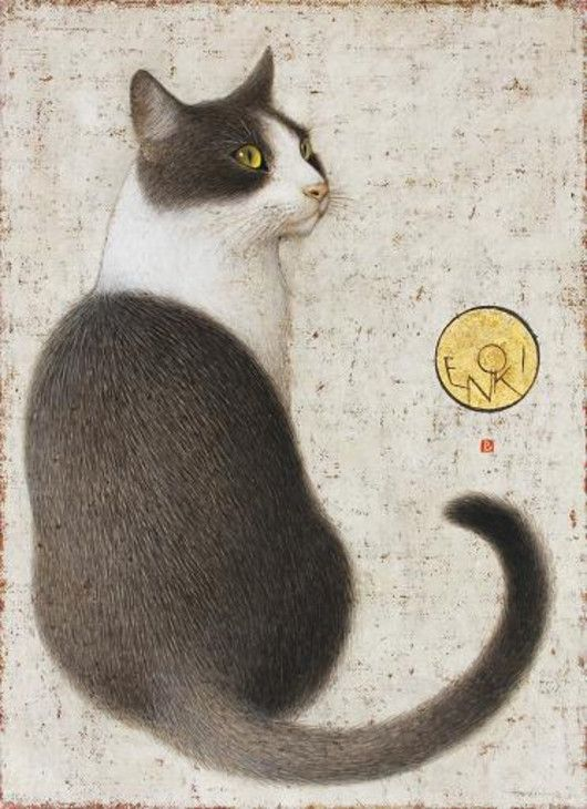 Toshiyuki Enoki, Tuxedo Cat