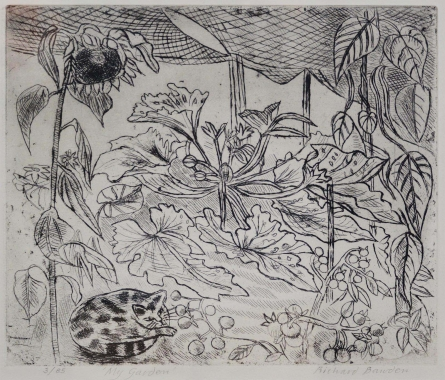 My Garden, Richard Bawden