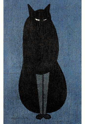 Kiyoshi Saito, Blac k Cat