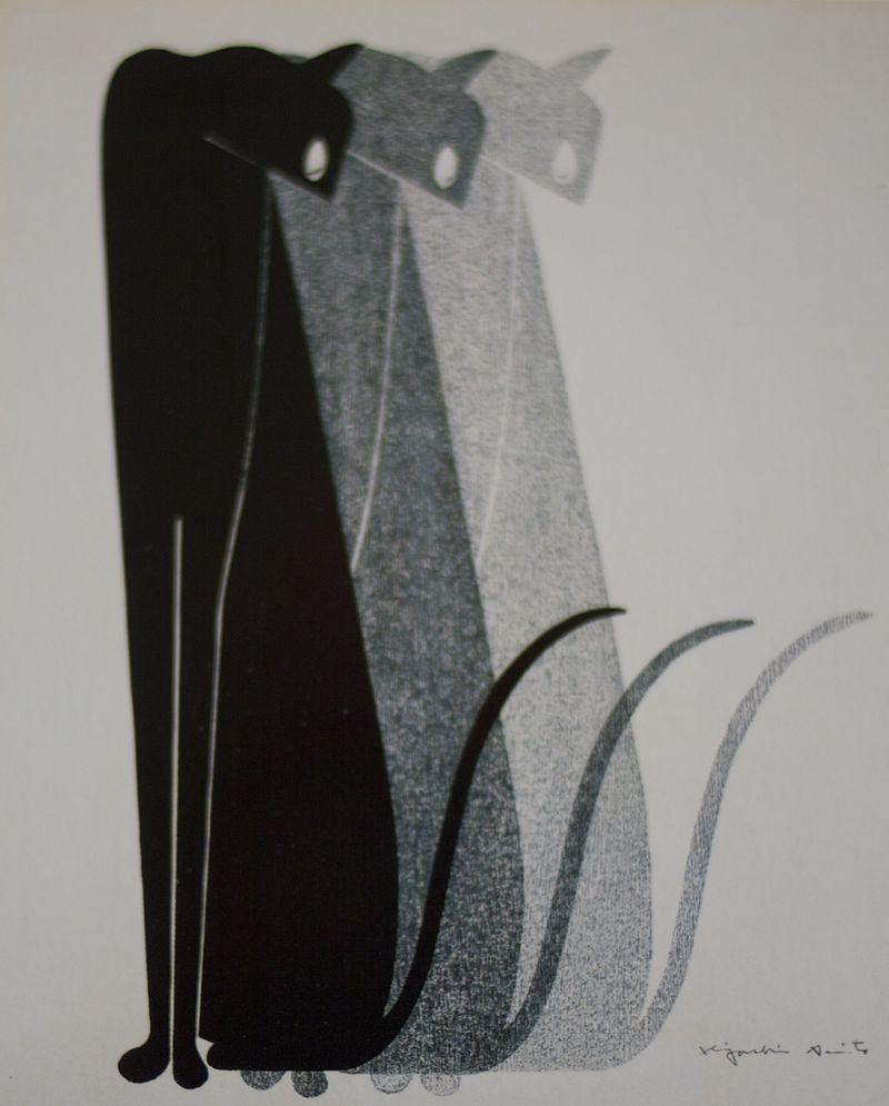 Kiyoshi Saito, Stripes the Cat