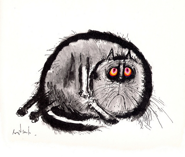 Ronald Searle's Cats, 1967