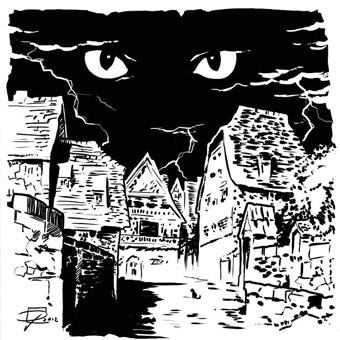 The Cats of Ulthar, 1920, H.P. Lovecraft