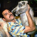 Freddie Mercury and Tiffany