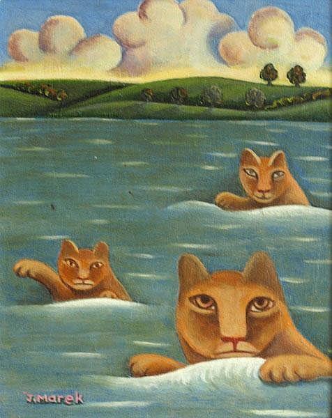 Sea Lions, Jerzy Marek