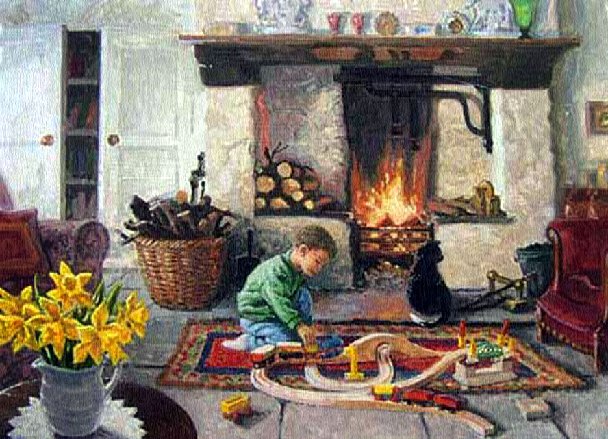 Playing Trains Stephen Darbishire