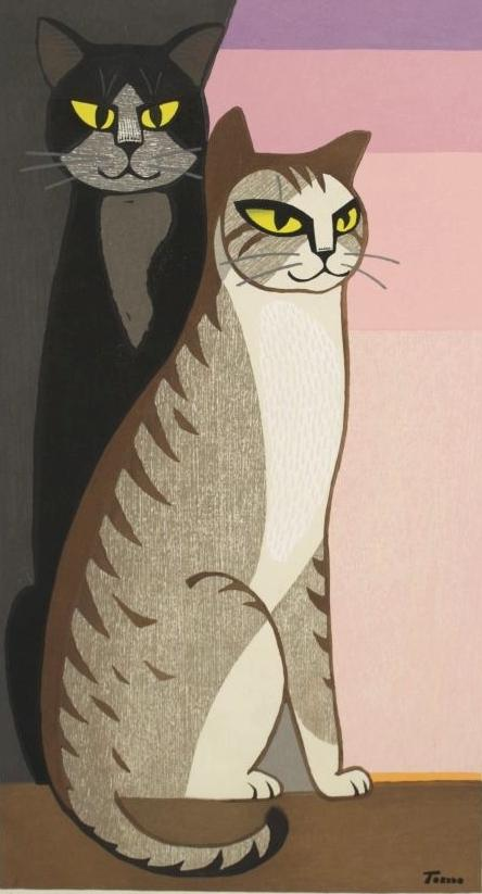 Cats at Dawn, Tomo