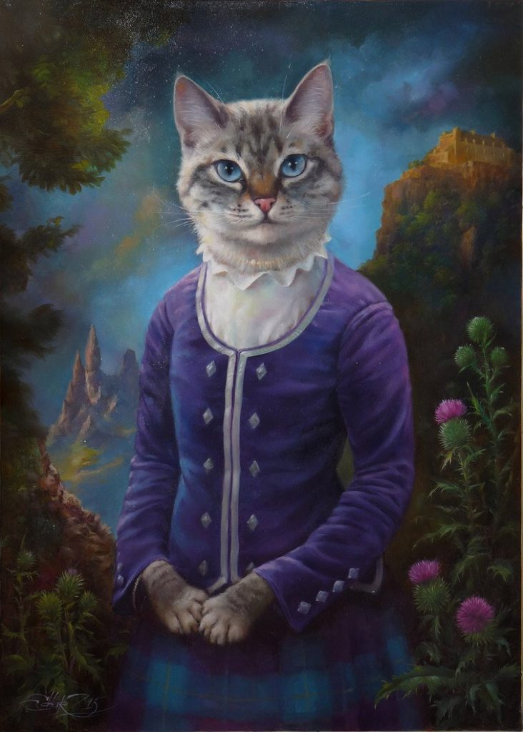 Eldar Zakirov, Classical Cats