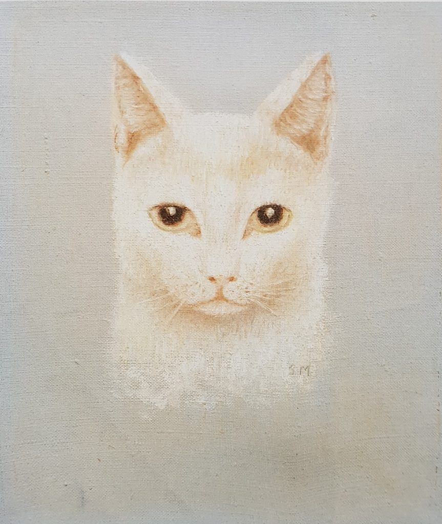 White Cat Head, Sal Meijer